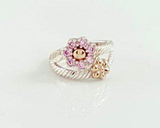 anillo para niñas