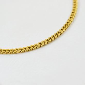 pulsera de oro amarillo